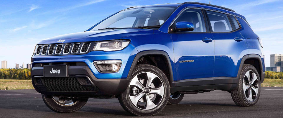 2017 Jeep Compass Appearance Main Img