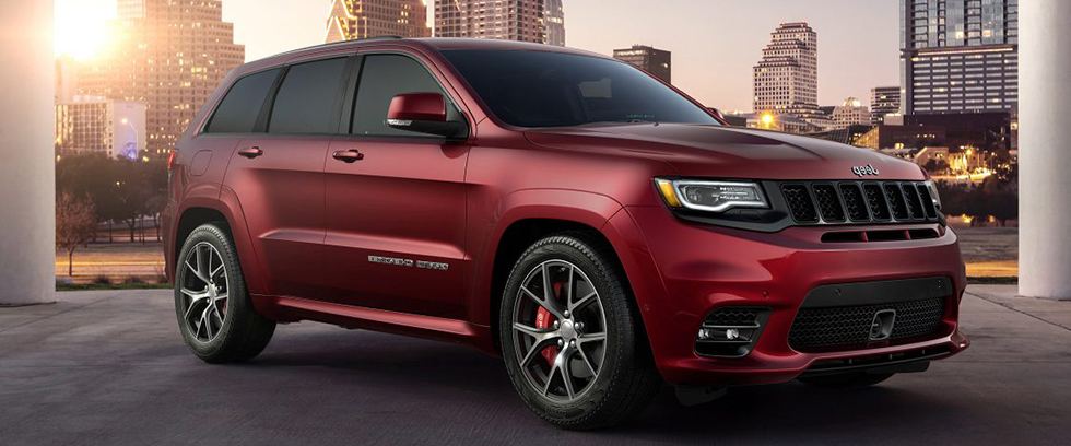 2017 Jeep Grand Cherokee SRT Appearance Main Img