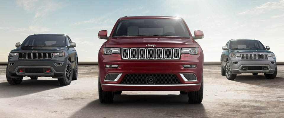 2017 Jeep Grand Cherokee Main Img