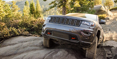 2017 Jeep Grand Cherokee performance