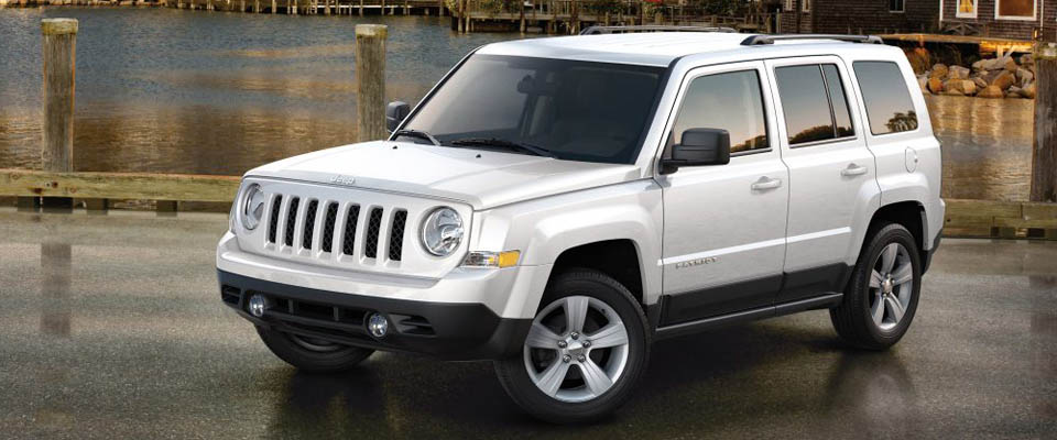 2017 Jeep Patriot Main Img