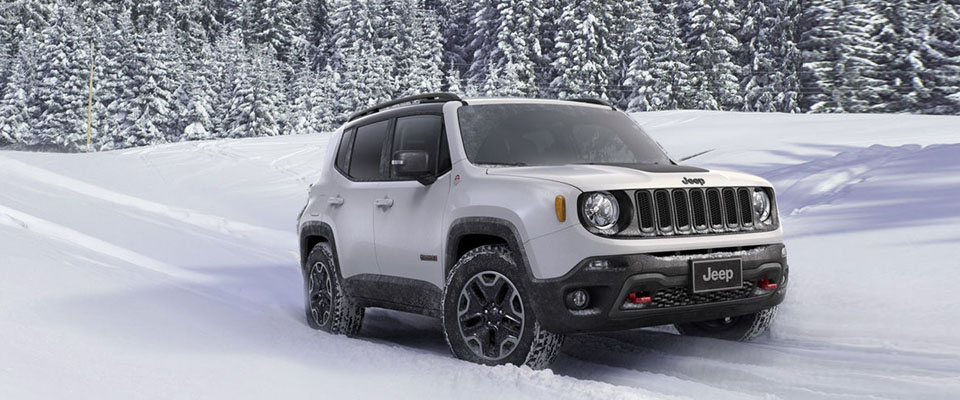 2017 Jeep Renegade Appearance Main Img