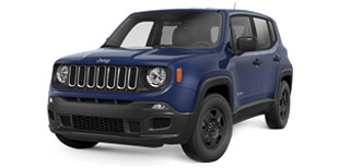 2017 Jeep Renegade for Sale in Victorville, CA