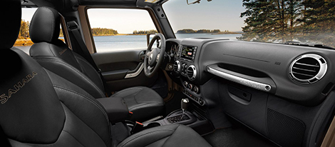 2017 Jeep Wrangler Unlimited comfort