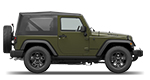 Wrangler Unlimited Willys Wheeler