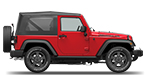 Wrangler Unlimited Winter Limited Edition