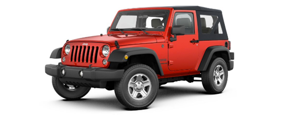 2017 Jeep Wrangler Main Img