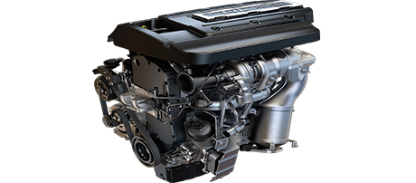 1.4L MultiAir® Turbo Engine