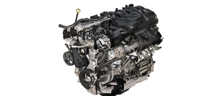 3.6L Pentastar V6 Engineer