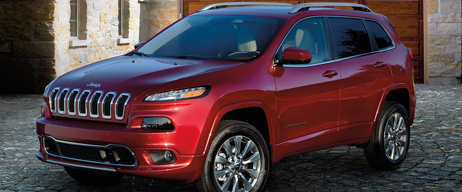 2018 Jeep Cherokee Main Img