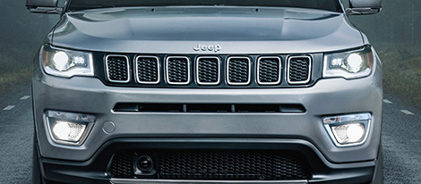 2018 Jeep Compass safety