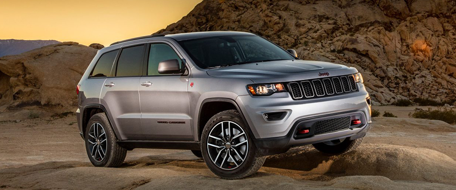 2018 Jeep Grand Cherokee Main Img