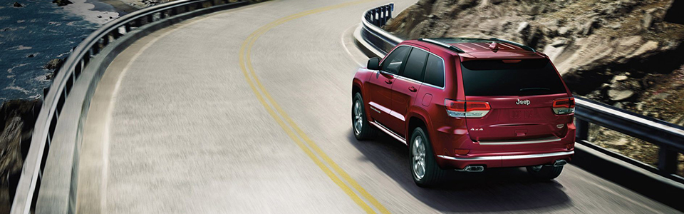 2018 Jeep Grand Cherokee Safety Main Img