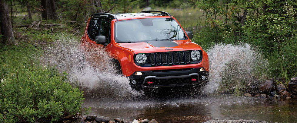 2018 Jeep Renegade Appearance Main Img