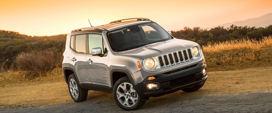 2018 Jeep Renegade Main Img