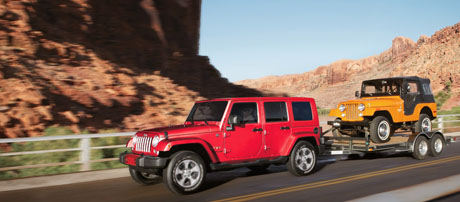 2018 Jeep Wrangler JK safety