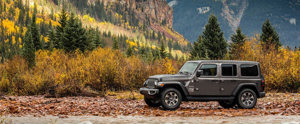 2018 Jeep Wrangler Appearance Main Img