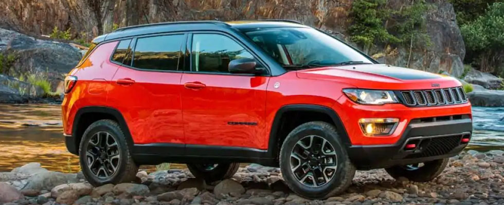 2019 Jeep Compass Appearance Main Img