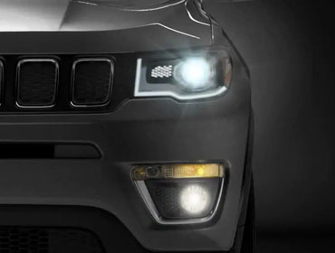 2019 Jeep Compass appearance