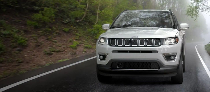 2019 Jeep Compass performance