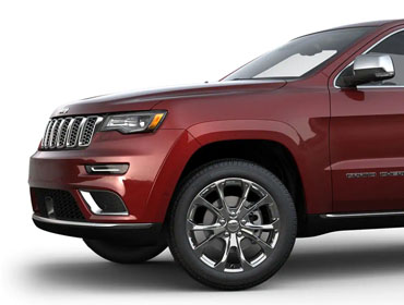 2019 Jeep Grand Cherokee appearance