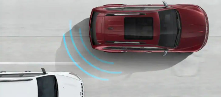 2019 Jeep Grand Cherokee safety