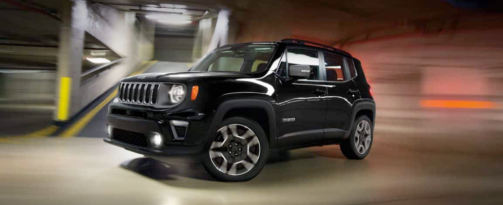 2019 Jeep Renegade Appearance Main Img