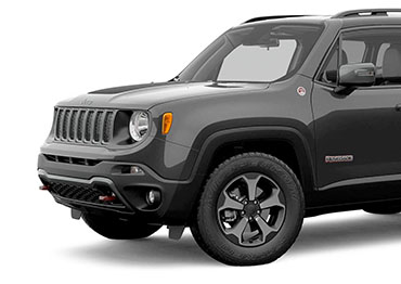 2019 Jeep Renegade appearance