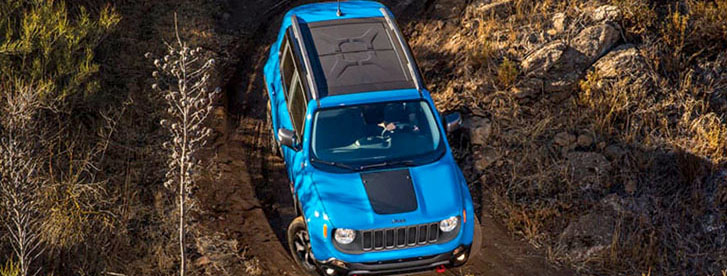 2019 Jeep Renegade performance