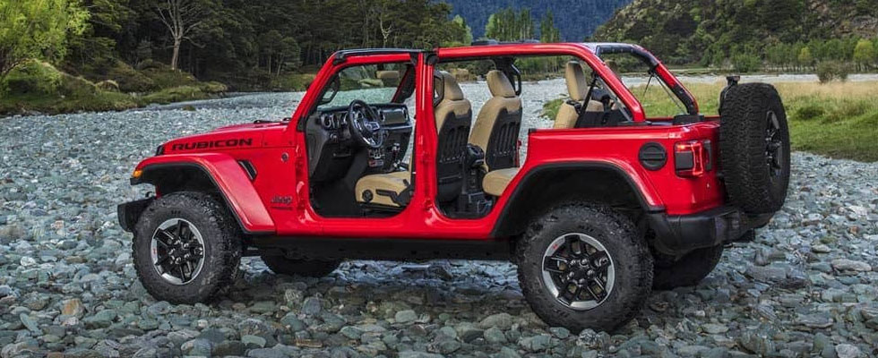 2019 Jeep Wrangler Appearance Main Img