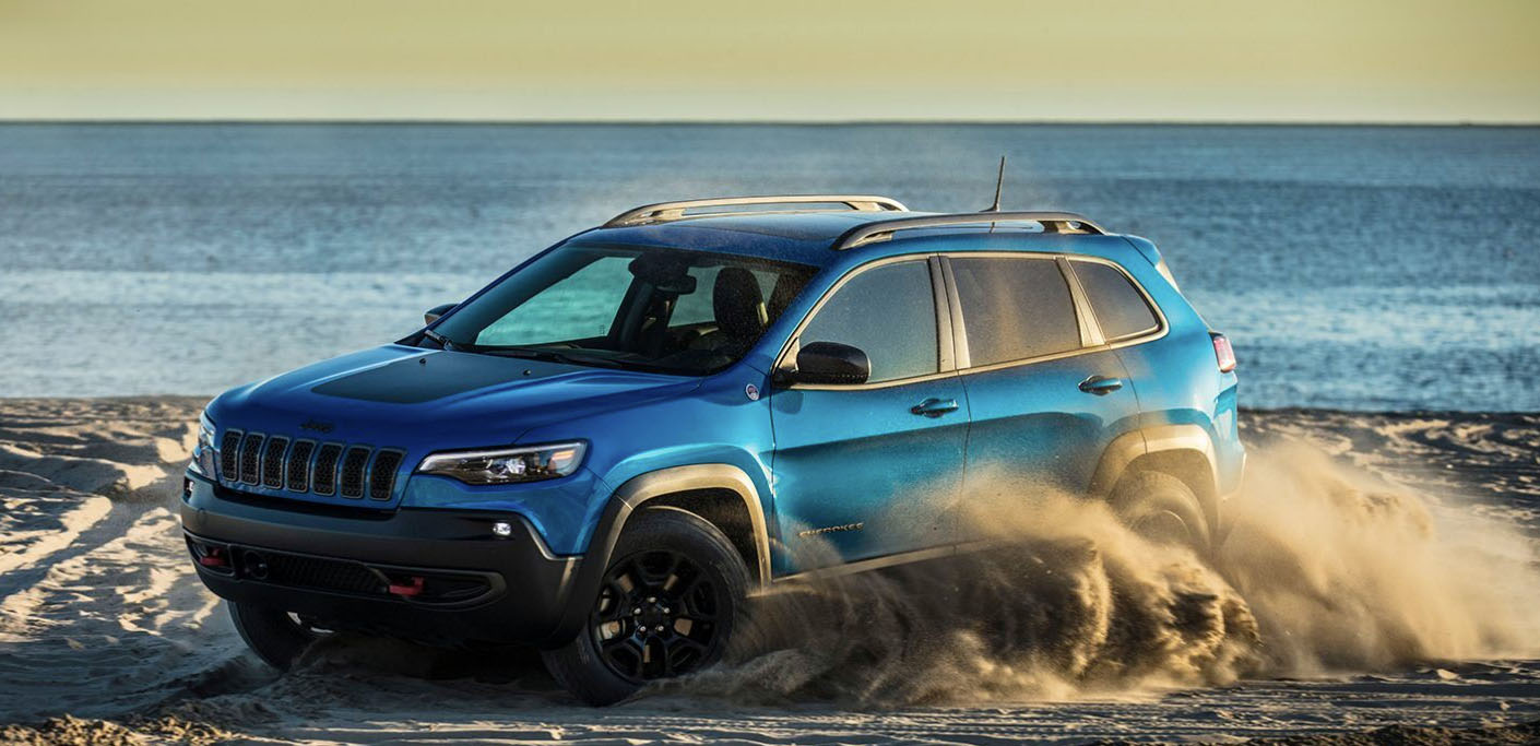 2020 Jeep Cherokee Appearance Main Img