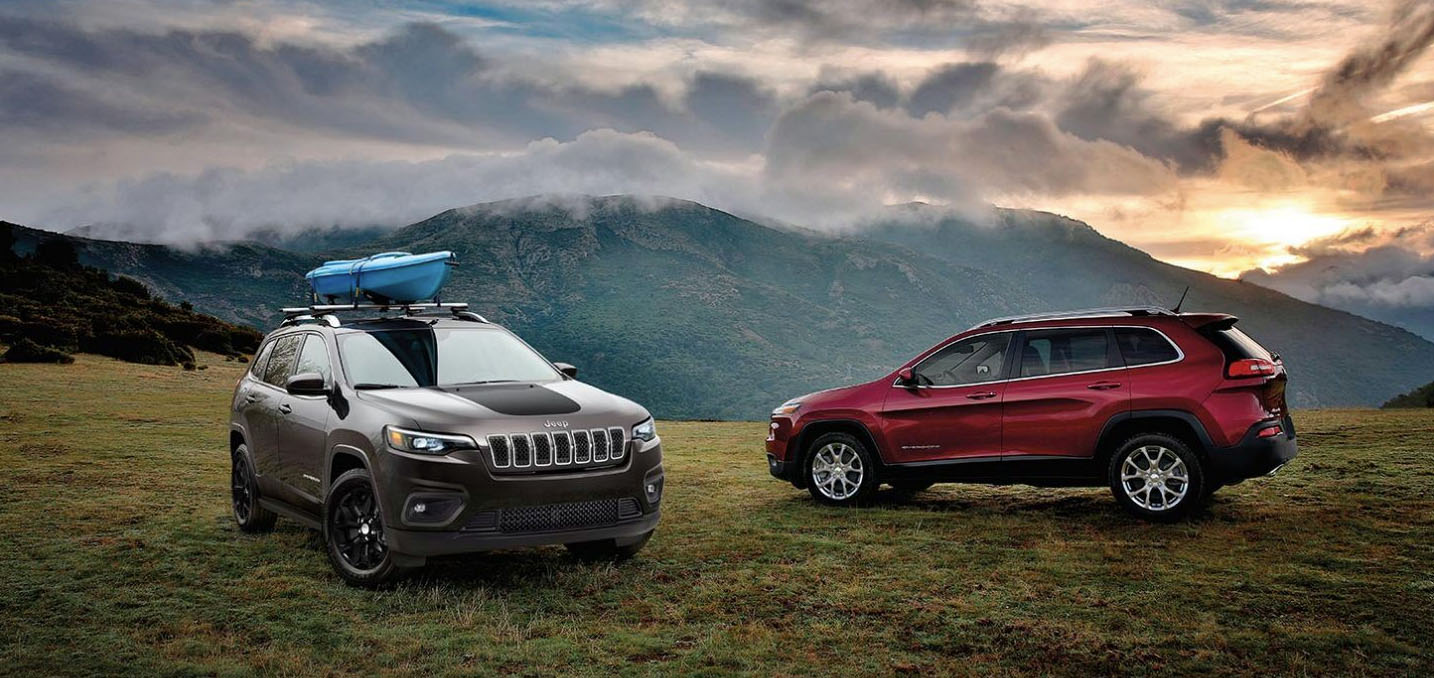2020 Jeep Cherokee Main Img