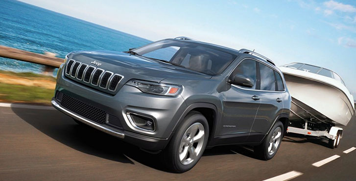2020 Jeep Cherokee performance