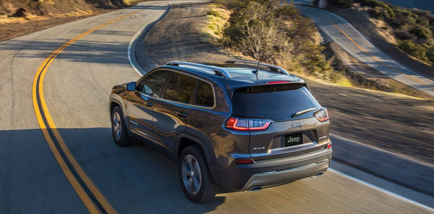 2020 Jeep Cherokee Safety Main Img