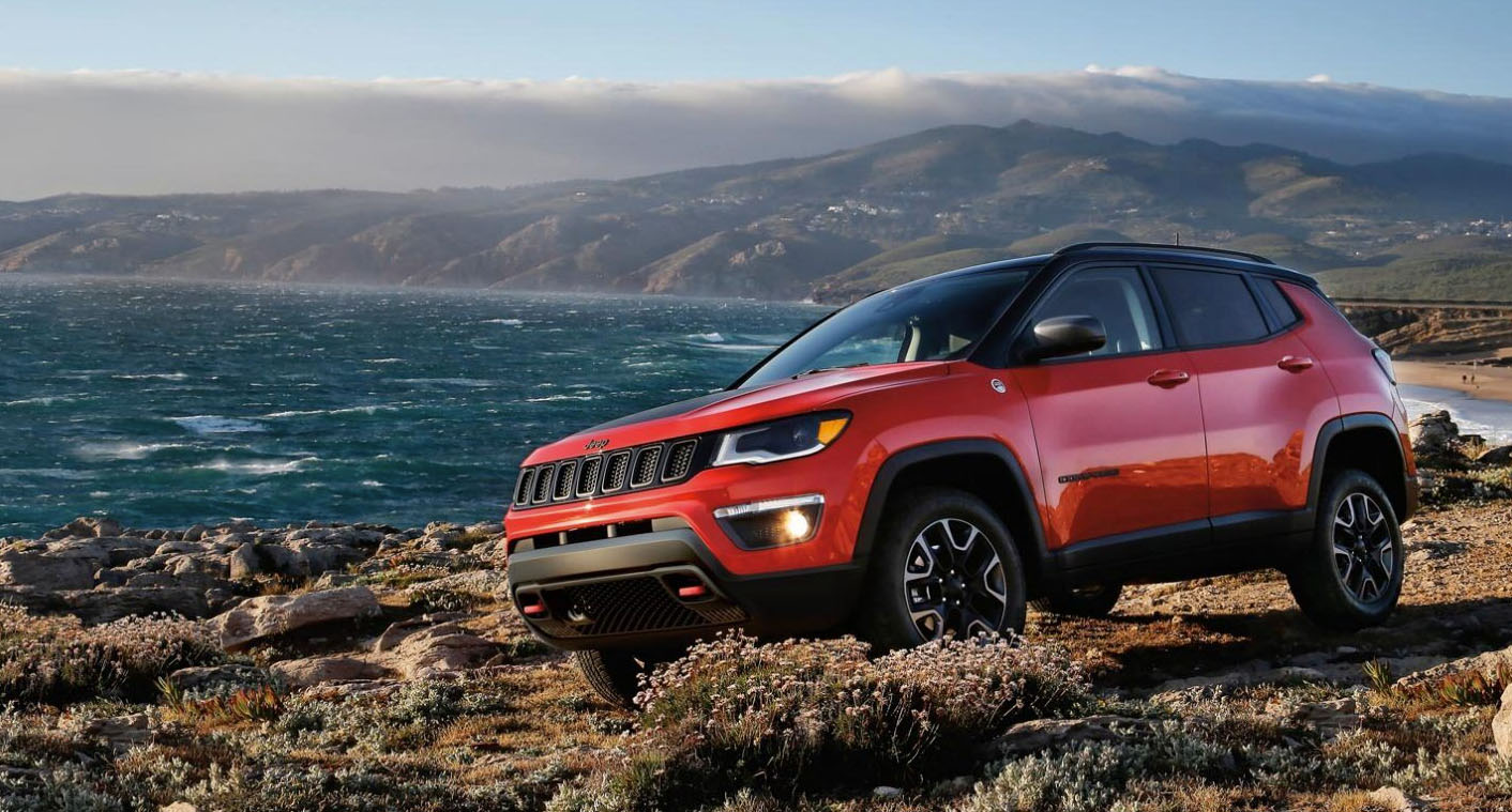 2020 Jeep Compass Appearance Main Img