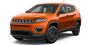 2020 Jeep Compass for Sale in Victorville, CA