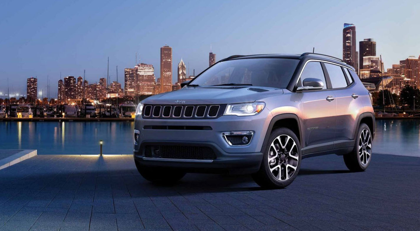 2020 Jeep Compass Main Img