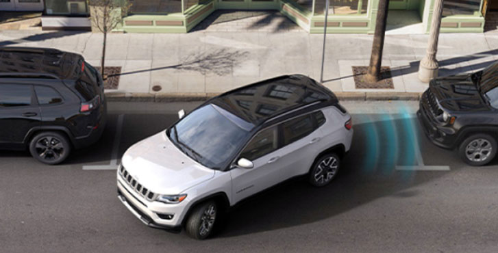 2020 Jeep Compass safety