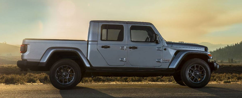 2020 Jeep Gladiator Appearance Main Img