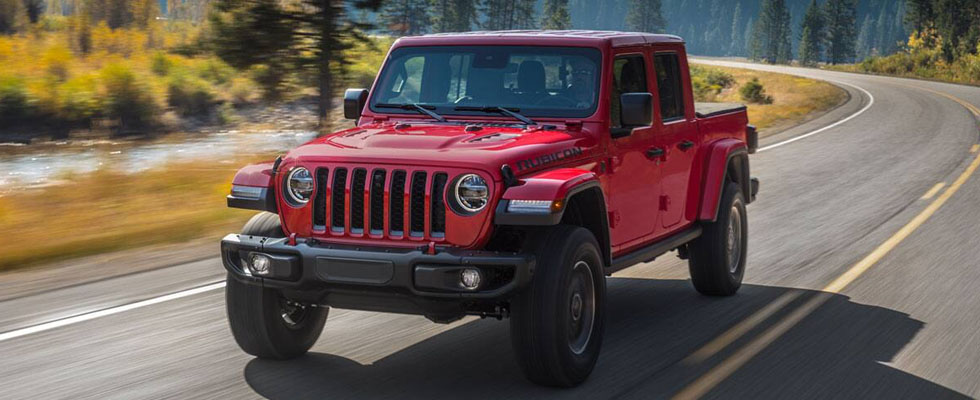 2020 Jeep Gladiator Main Img