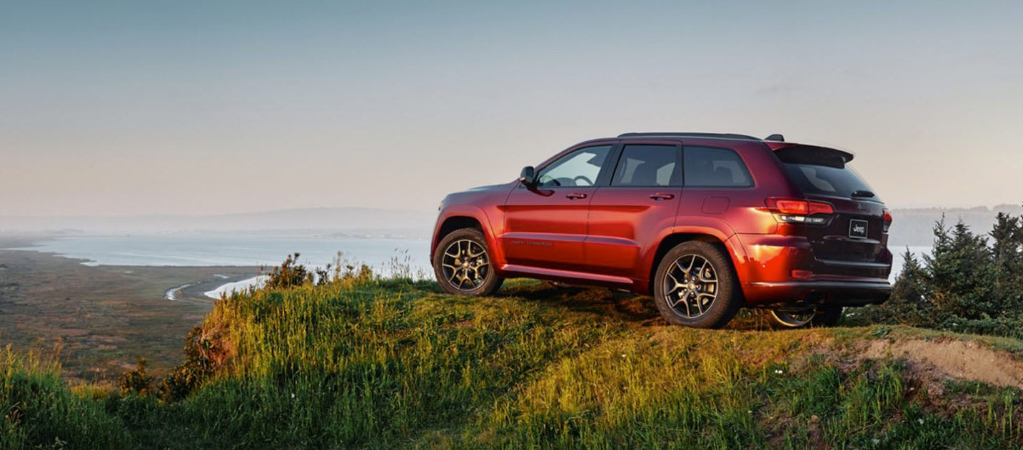 2020 Jeep Grand Cherokee Appearance Main Img