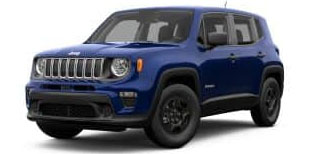 2020 Jeep Renegade for Sale in Victorville, CA