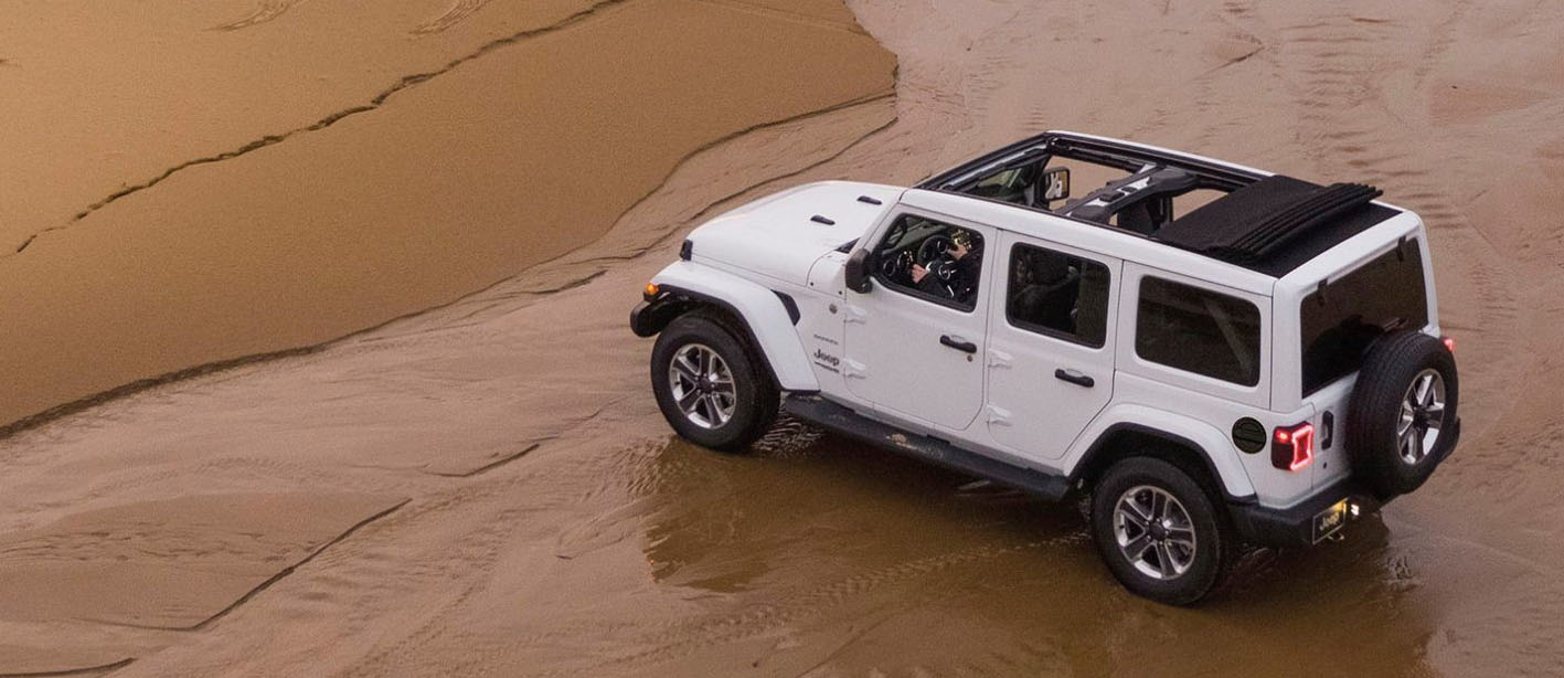 2020 Jeep Wrangler Appearance Main Img