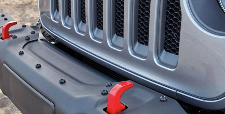 2020 Jeep Wrangler performance