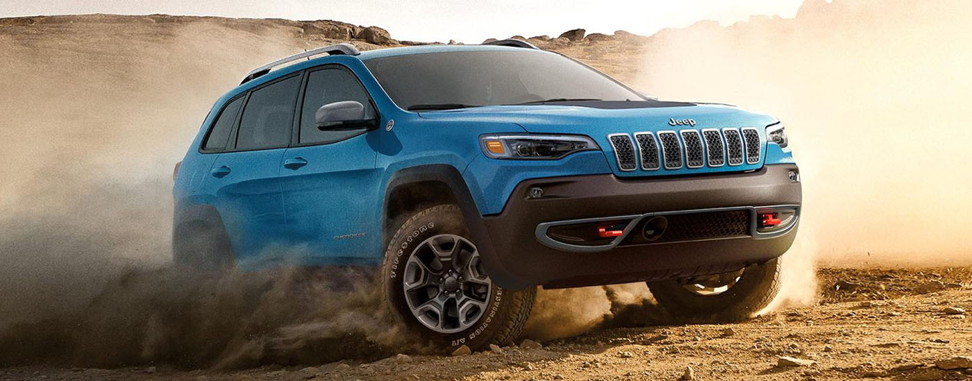 2021 Jeep Cherokee Appearance Main Img