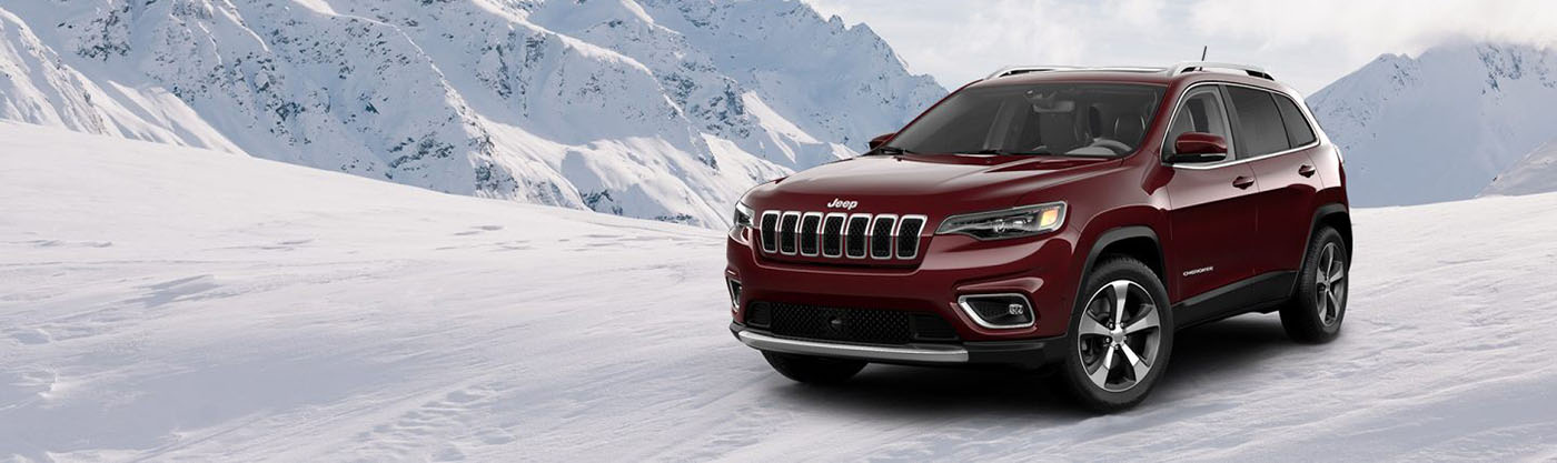 2021 Jeep Cherokee Main Img