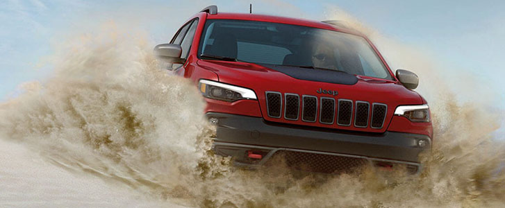 2021 Jeep Cherokee performance