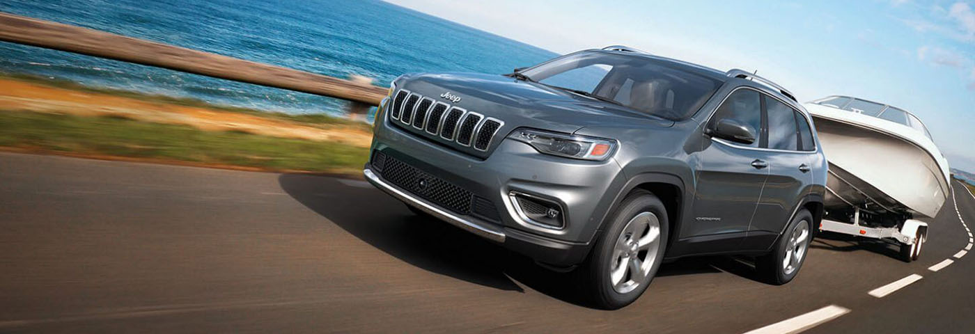 2021 Jeep Cherokee Safety Main Img