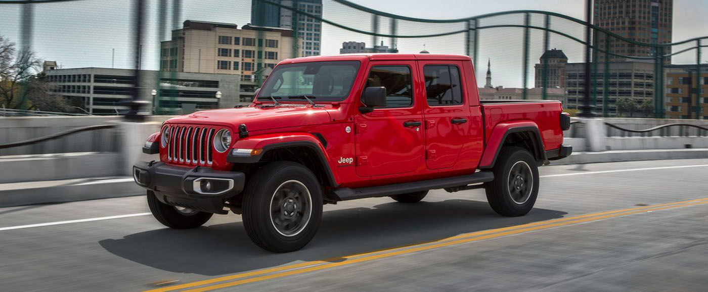 2021 Jeep Gladiator Appearance Main Img