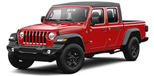 2021 Jeep Gladiator for Sale in Port Arthur, TX
